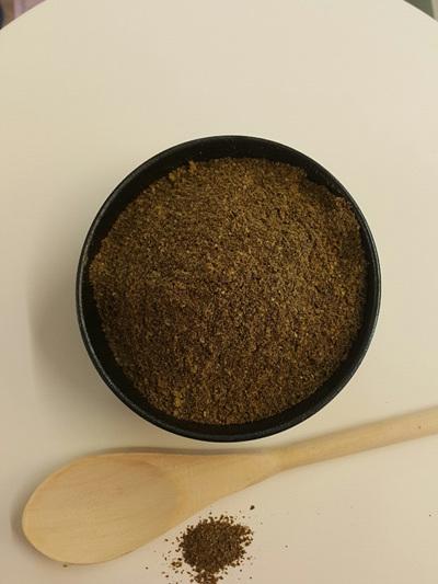 NZ Hemp Seed Flour 30% - 100g