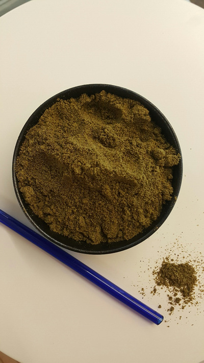 NZ Hemp Seed Protein Powder 45% - 100g