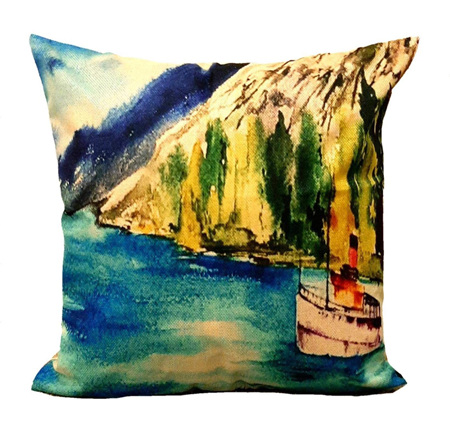 NZ Landscape Cushion Covers