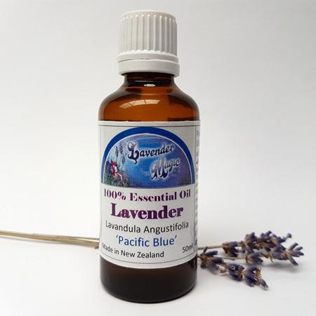 NZ Lavender Essential Oil