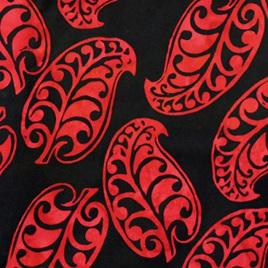 NZ Leaf Bali  - Red C251-05