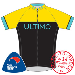 NZ Made Cycle Jerseys