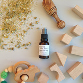 nz made organic natural affordable teething relief spray