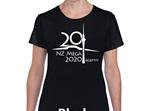 NZ Mega 2020 Event Shirt (non-trackable) PRE-ORDER