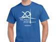 NZ Mega 2020 Event Shirt (trackable) PRE-ORDER