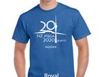 NZ Mega 2020 Event Shirt (trackable) PRE-ORDER