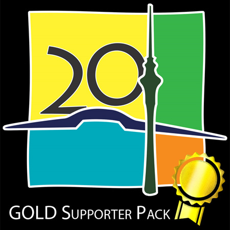 NZ Mega 2020 - Gold Supporter Pack