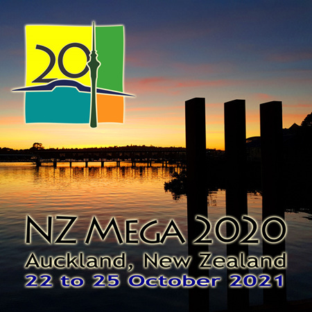 NZ Mega 2020 (now 2021)