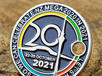 NZ Mega 2020 (now in 2021) Fundraising Pathtag - 3 Pack