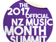NZ Music Month Summit Lunch