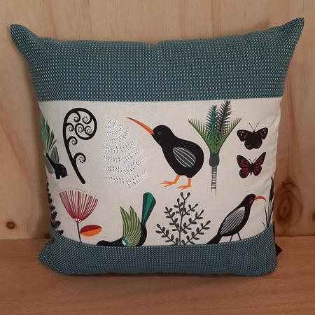 NZ Native Bird Theme Kiwi