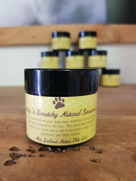 NZ Native Oils - Itchy 'n Scratchy Natural Sunscreen