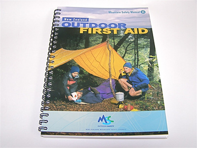 NZ Outdoor First Aid Manual