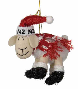 NZ Sheep decoration