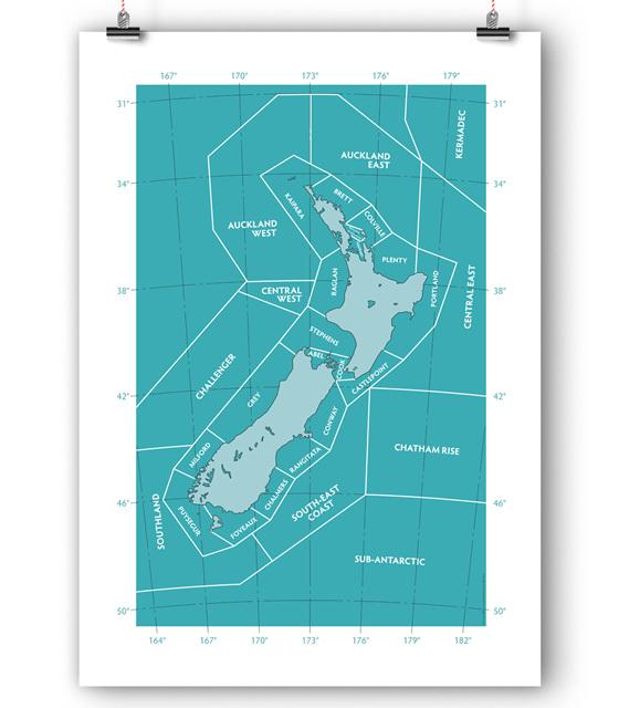 NZ Shipping Forecast Chart