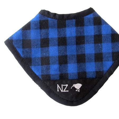 NZ Swanndri Dribble Bib - Blue
