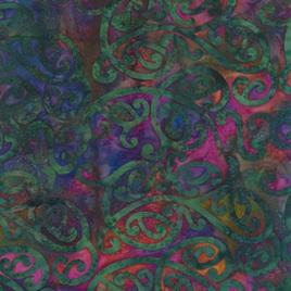 NZ Swirl - Raspberry 27797