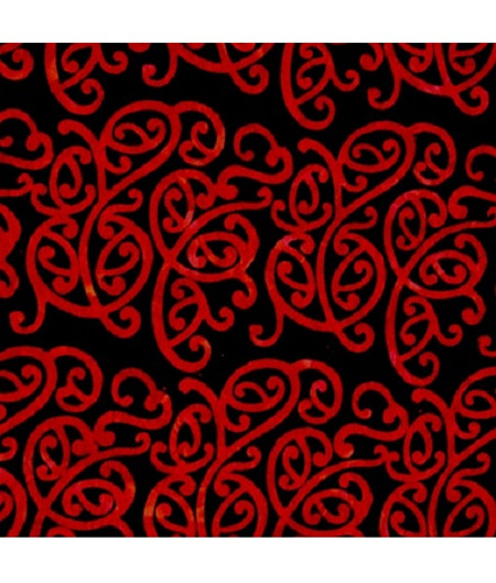 NZ Swirl - Red 27705