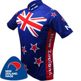 NZ Flag Cycle Jersey