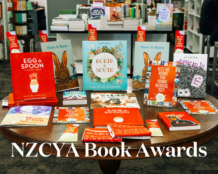 NZCYA Book Awards