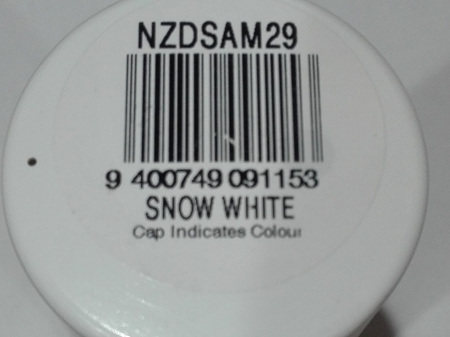 NZDSAM29 Snow White 150g