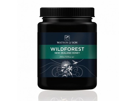 NZH WildForest Honey 250g
