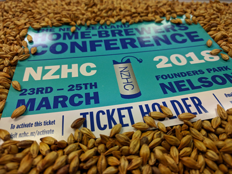 NZHC 2018 Conference Ticket