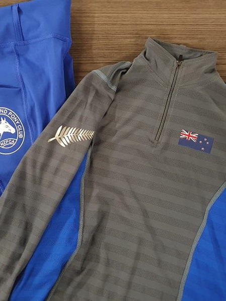 NZPCA Tech Shirts