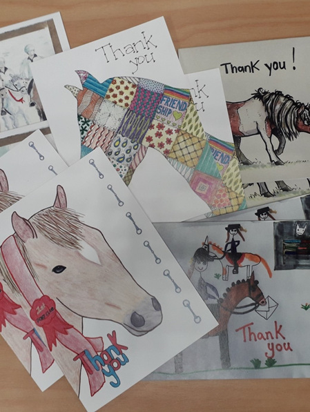 NZPCA Thank You Cards - Original and Designed by our Members