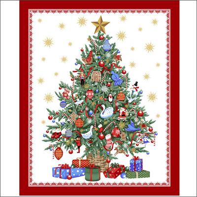 O Christmas Tree Panel #2