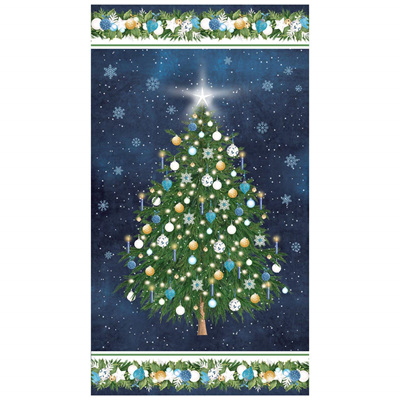 O Christmas Tree Panel