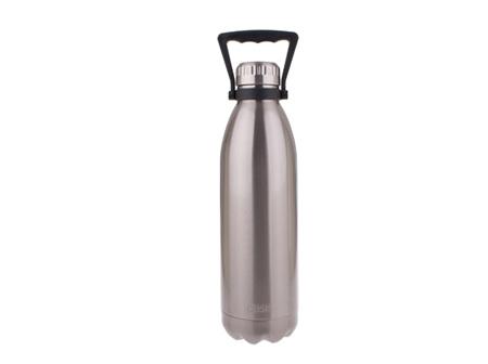 Oasis Stainless Steel Bottle Silver 1.5L