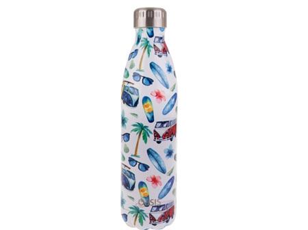 Oasis Stainless Steel Bottle Summer Vibe 500ml