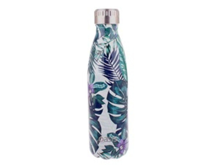 Oasis Stainless Steel Tropical Paradise 500ml Bottle