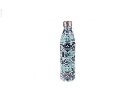 Oasis Stainless Steel Wanderlust Bottle 500ml