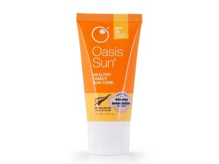 OASIS Sun SPF30 Travel Size 50ml