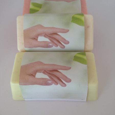 Oatmeal Soap 140gms - Lime