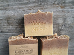 Oats Cinnamon and Honey