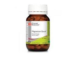 OB Magnesium Excel 120 Tab