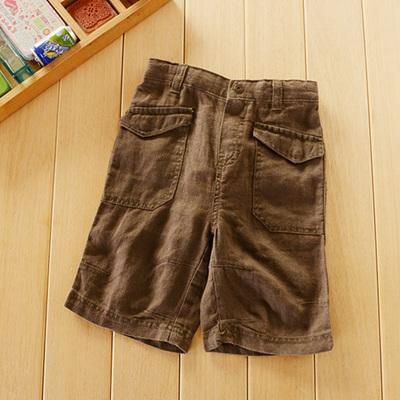 Obaibi 100% Linen Shorts