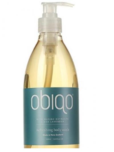 Obiqo Refreshing Hand and Body Wash