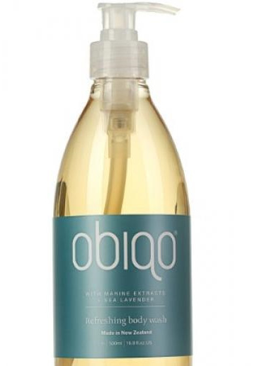 Obiqo Refreshing Hand and Body Wash