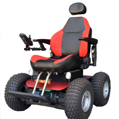 Observer Beach 4WD All Terrain Electric Wheelchair