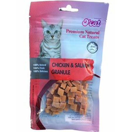 O'Cat Chicken & Salmon Granules