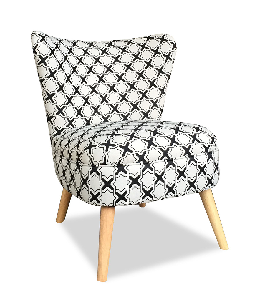 Oak Bedroom Chair Chanel Occasional Chair The Best Furniture Shop