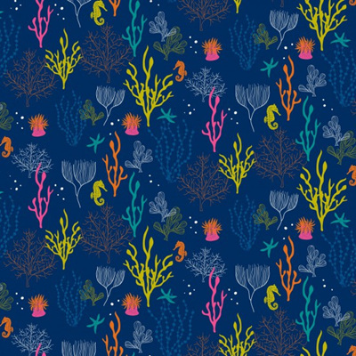 Ocean Life - Coral