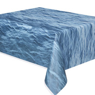 Ocean Waves - Table Cover