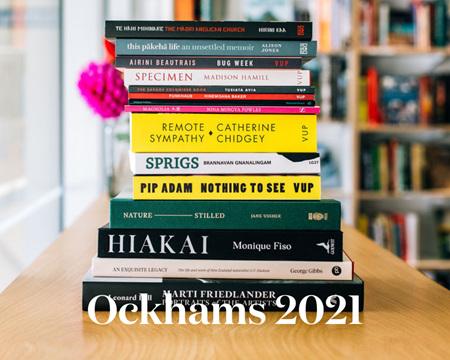 Ockham New Zealand Book Awards