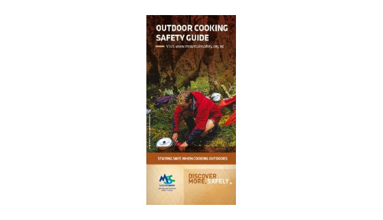OCSGP - Outdoor Cooking Safety Guide Pamphlet