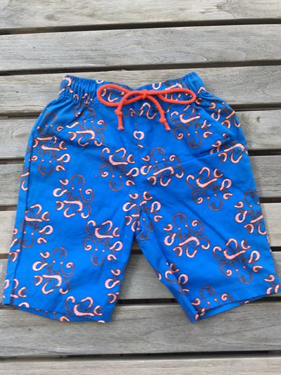 Octopus shorts